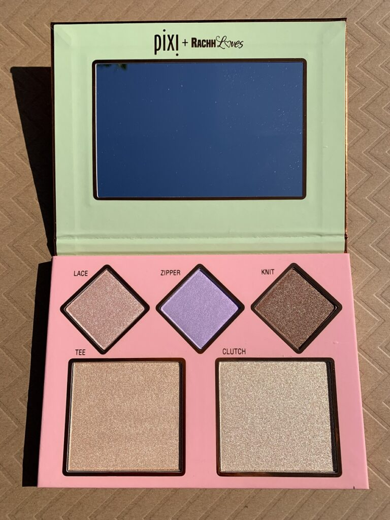 Pixi x RachhLoves The Layers Highlighting Palette REVIEW